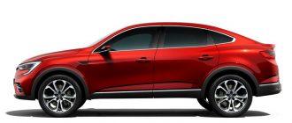 Кроссовер Renault Arkana появится в продаже в 2019 году
