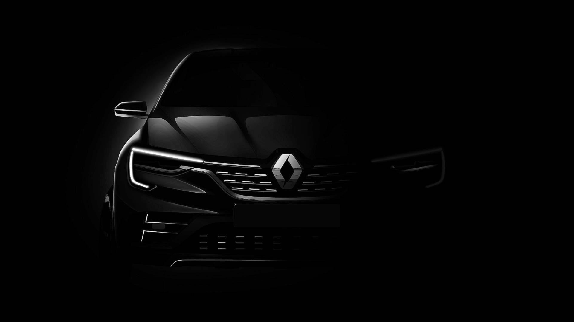 Renault назвала имя российского кроссовера — Arkana, то есть «Тайна»