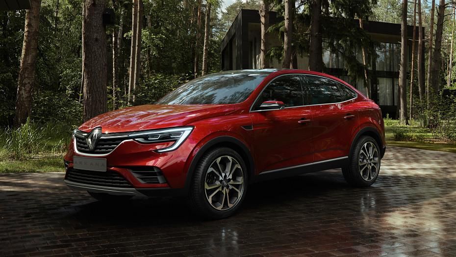 Австралийцы потребовали поставок Renault Arkana в их страну