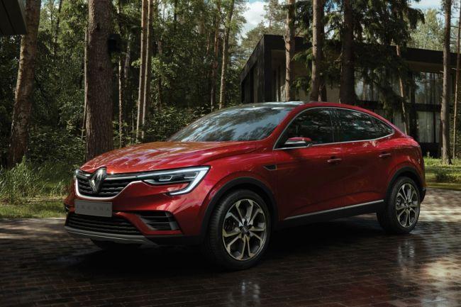 Петербуржцы оформили 210 предзаказов на новый Renault Arkana