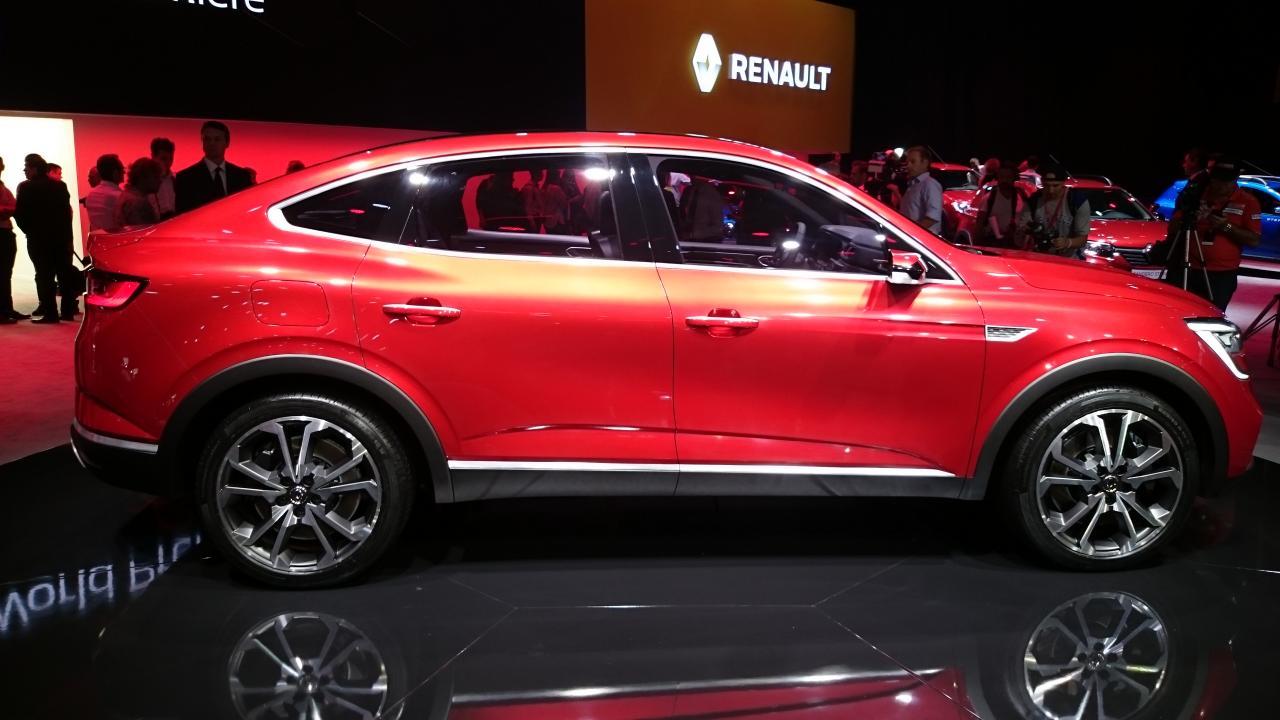 Renault Arkana назван самой ожидаемой моделью в РФ