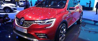 Бюджетная Renault Arkana для РФ получит 1,6-литровый 114-сильный мотор
