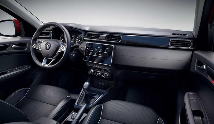 Новый Renault Arkana получил эксклюзивный цвет