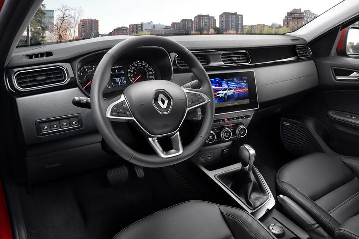 Renault Arkana – цены и комплектации