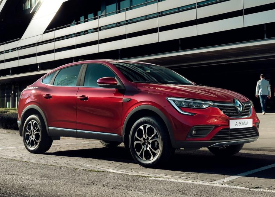 Renault Arkana: до старта продаж осталось несколько недель