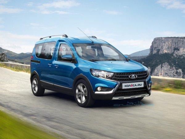Озвучены подробности о новом LADA Van