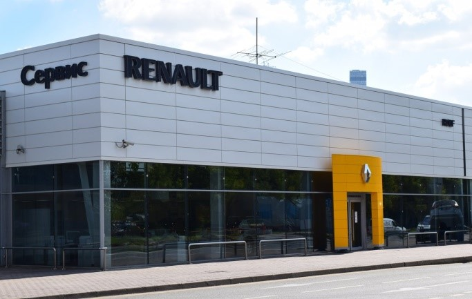 Первое ТО Renault ARKANA