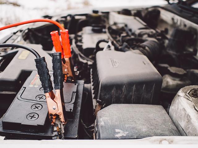 аккумулятор автомобильный