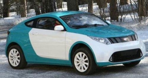 русский электромобиль