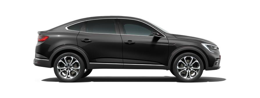 Renault Arkana тонировка