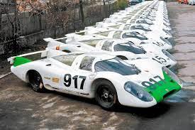 Порше 917